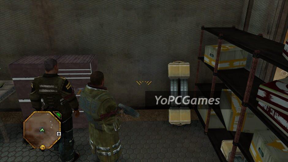 red faction: guerrilla screenshot 4