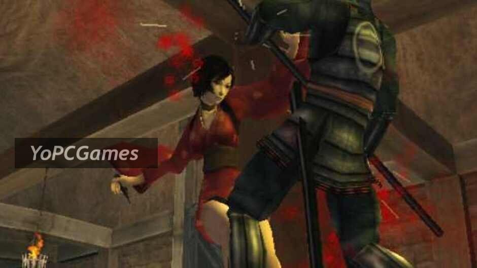 red ninja: end of honor screenshot 1