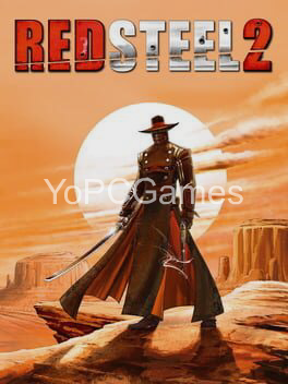 red steel 2 poster