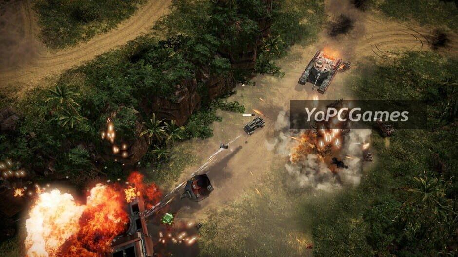 renegade ops screenshot 1