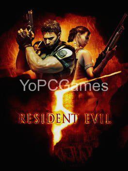 resident evil 5 pc game