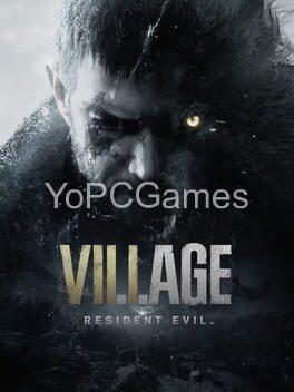 resident evil village pc game