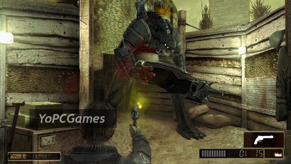 resistance: retribution screenshot 1