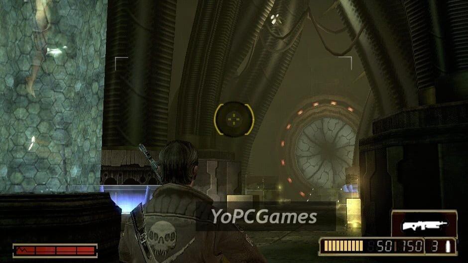 resistance: retribution screenshot 2