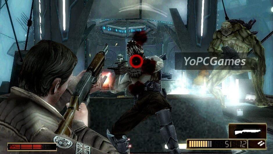 resistance: retribution screenshot 3