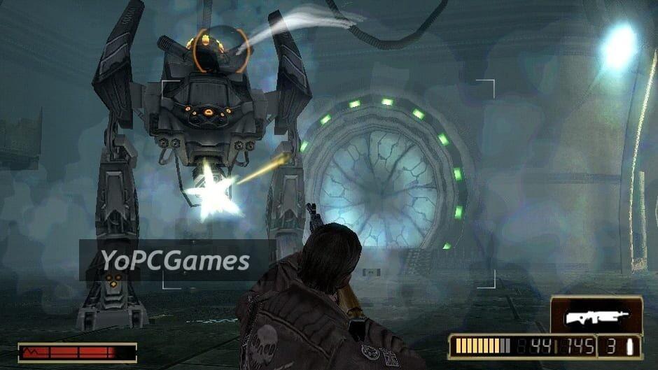 resistance: retribution screenshot 4