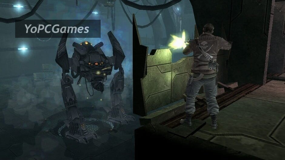 resistance: retribution screenshot 5