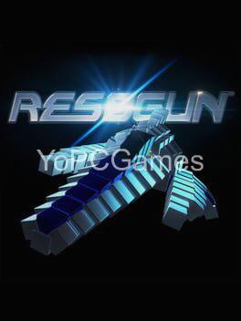 resogun game