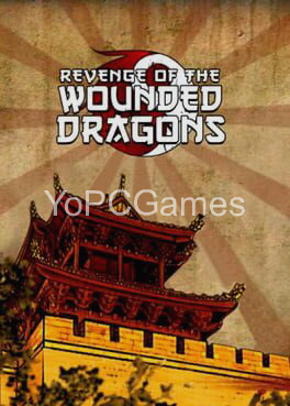 revenge of the wounded dragons poster