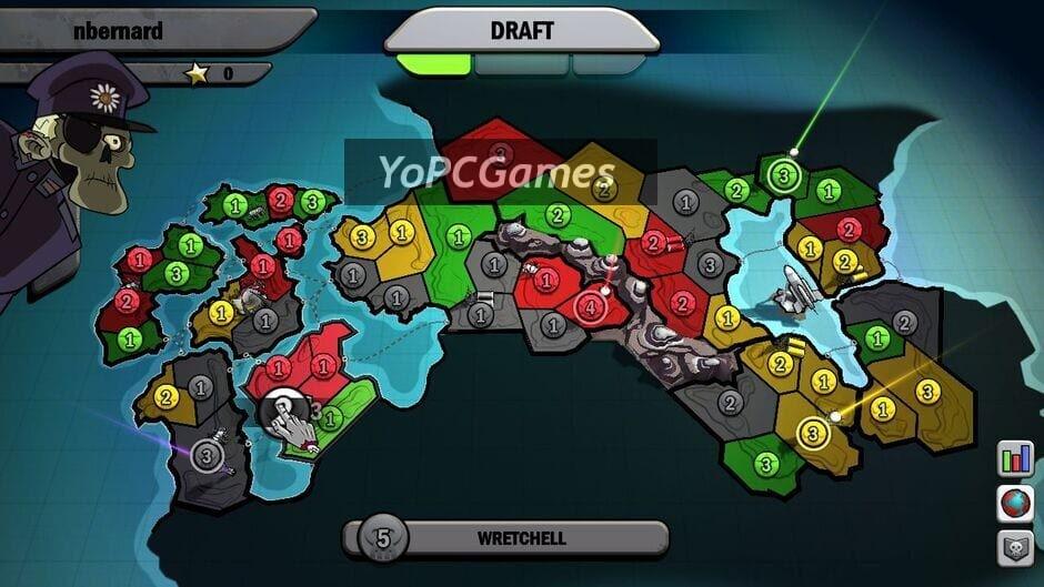 risk: factions screenshot 2