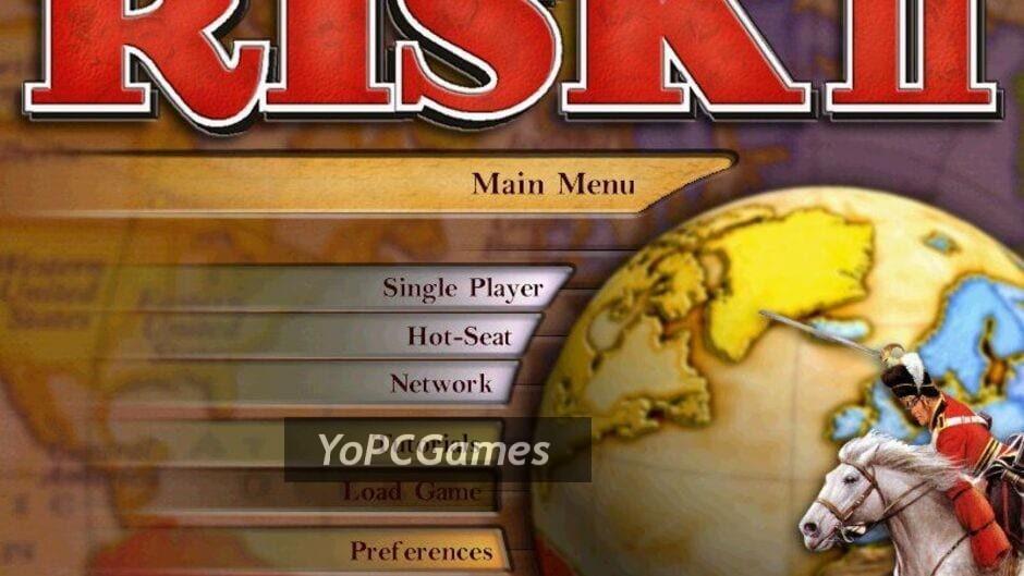 risk ii screenshot 1