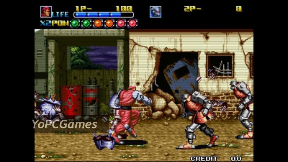 robo army screenshot 2