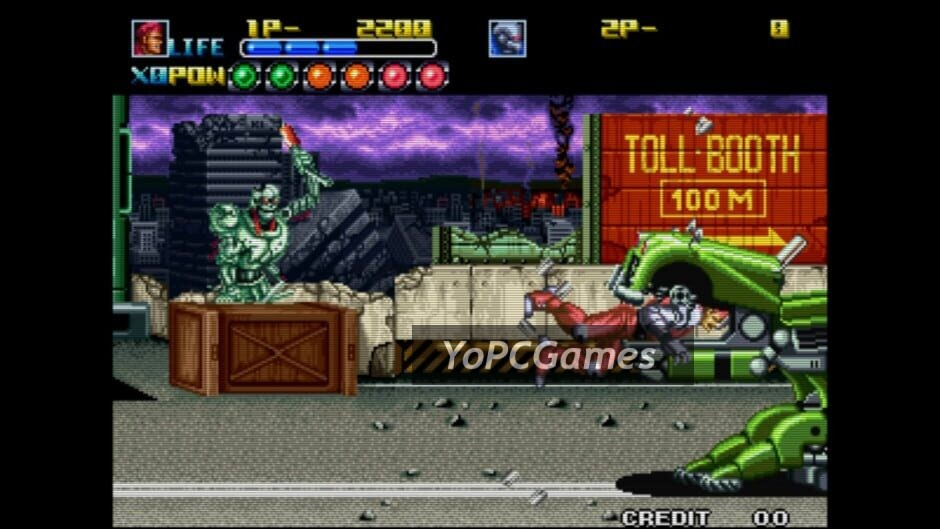 robo army screenshot 3