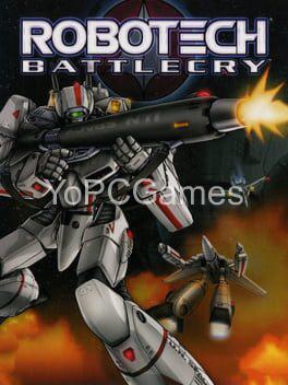robotech: battlecry poster