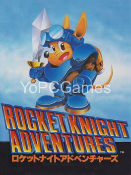 rocket knight adventures pc game