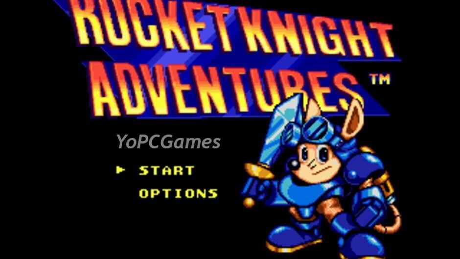 rocket knight adventures screenshot 1
