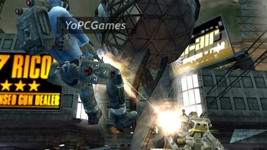 rogue trooper: quartz zone massacre screenshot 2