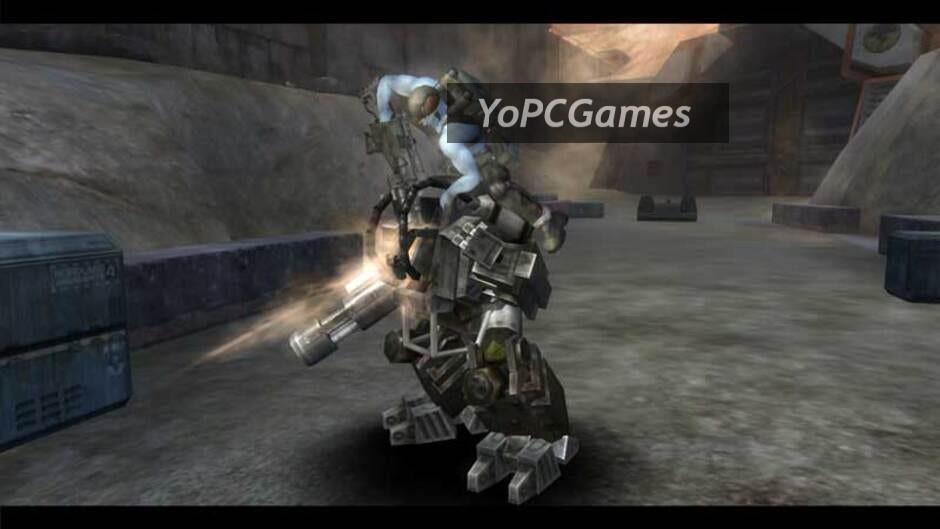 rogue trooper: quartz zone massacre screenshot 4
