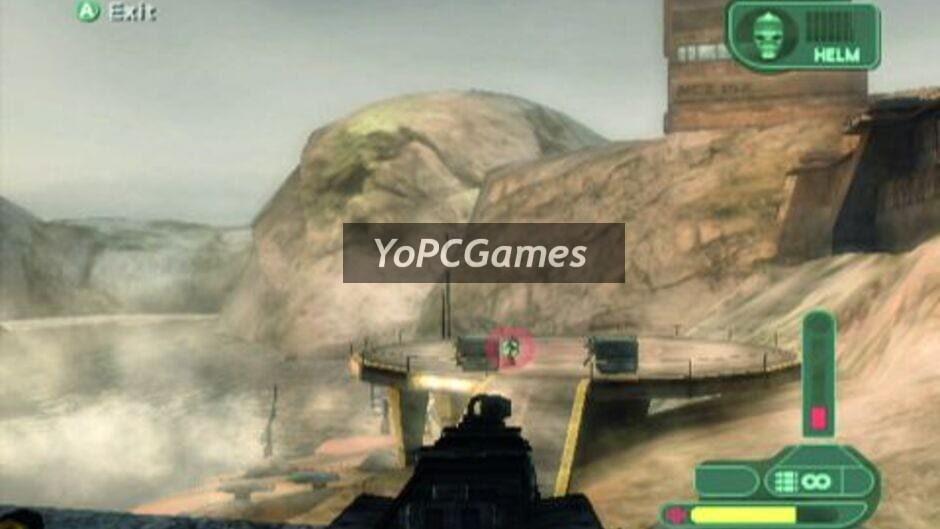 rogue trooper: quartz zone massacre screenshot 5