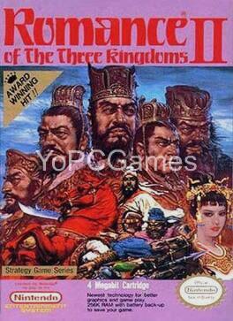 romance of the three kingdoms ii pc game