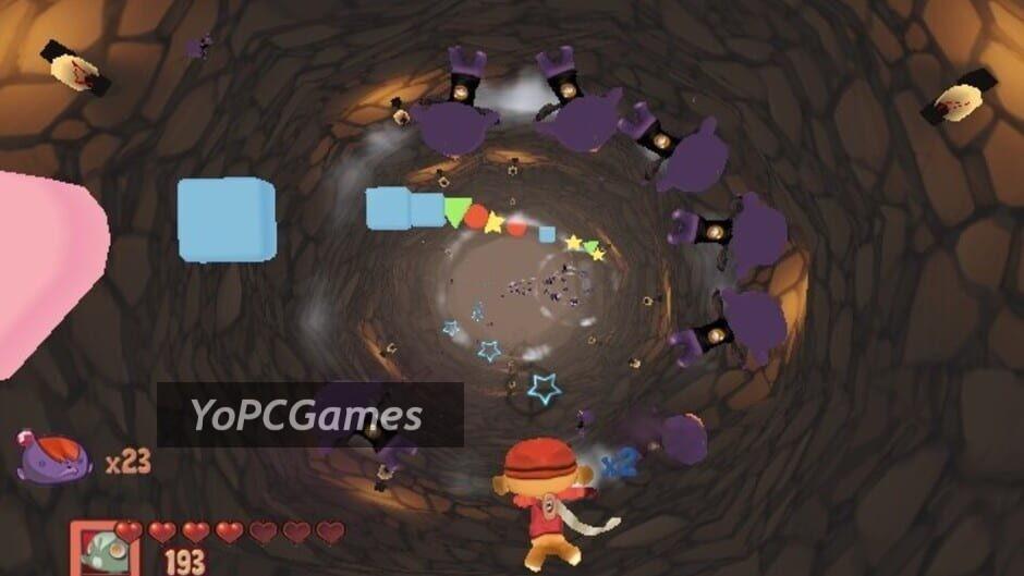 roogoo twisted towers! screenshot 5