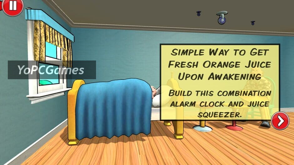 rube works: the official rube goldberg invention game screenshot 1