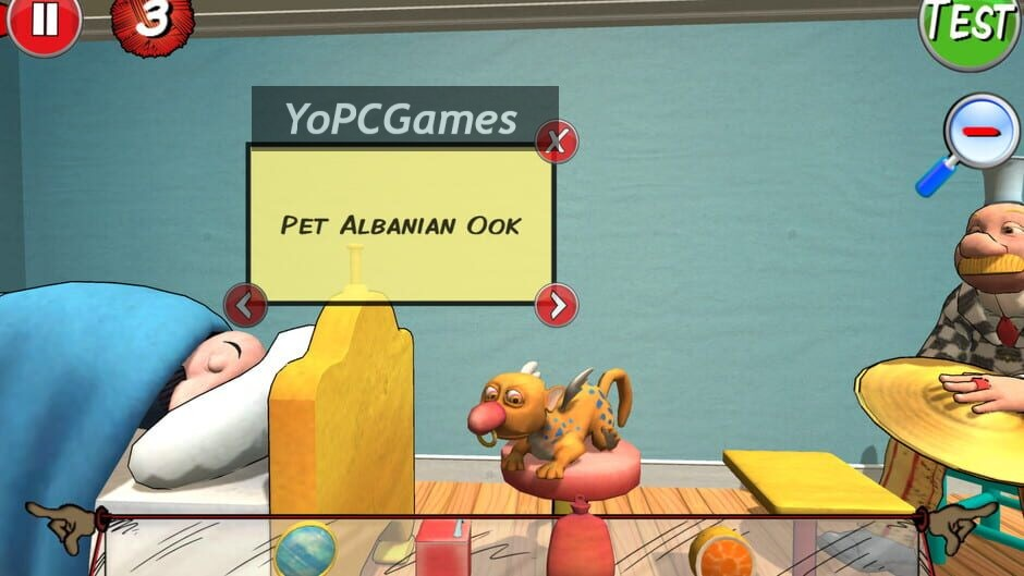rube works: the official rube goldberg invention game screenshot 2