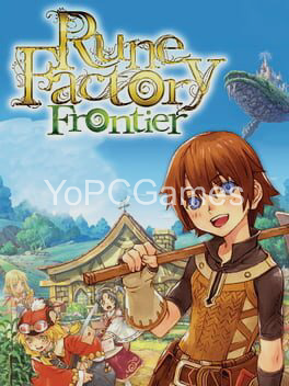 rune factory frontier cover