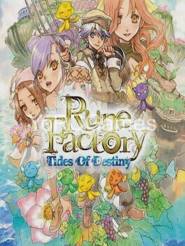 rune factory: tides of destiny for pc