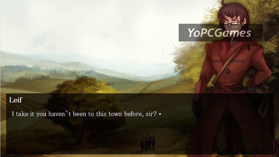 runeous: part one screenshot 3