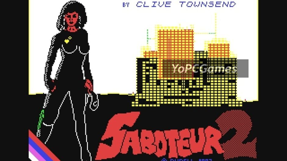 saboteur ii screenshot 2