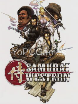 samurai western cover