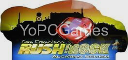 san francisco rush: the rock alcatraz edition game