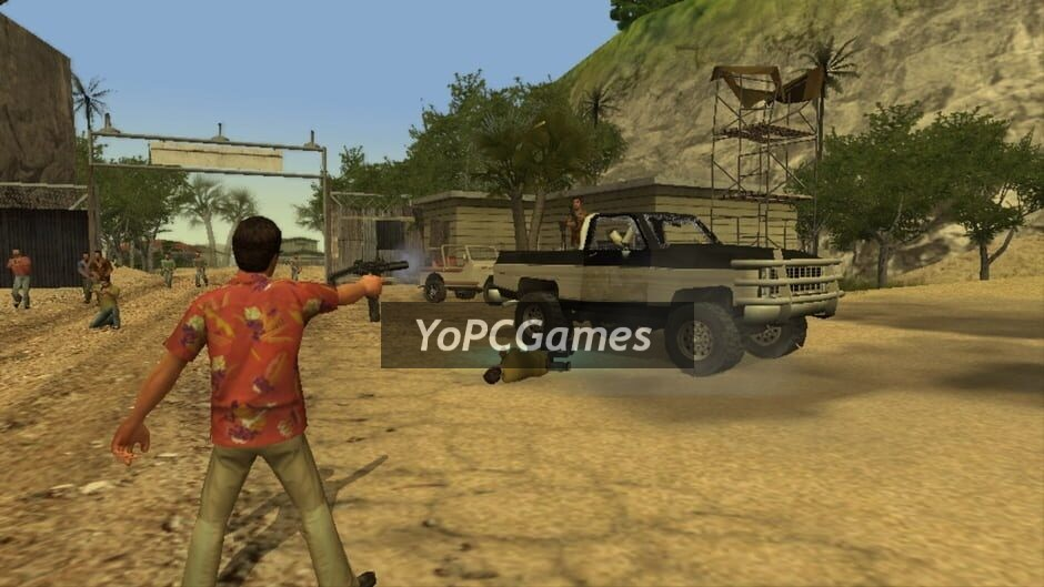 scarface: the world is yours screenshot 2