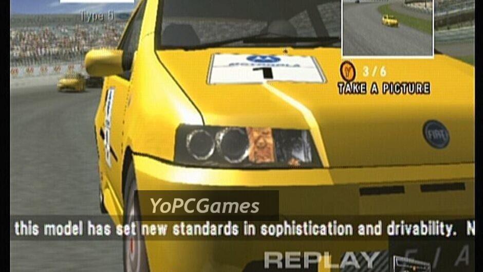 sega gt 2002 screenshot 2