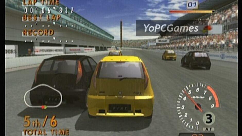 sega gt 2002 screenshot 4