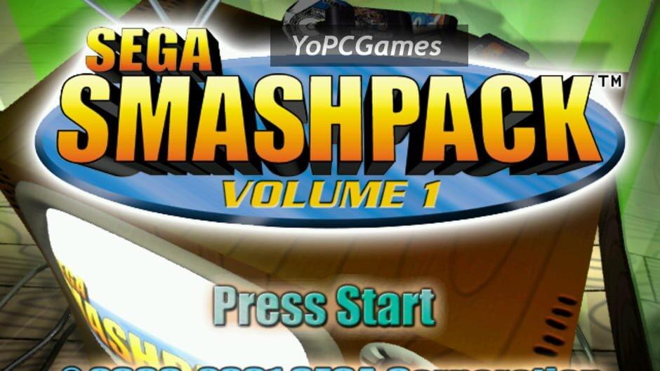 sega smash pack volume 1 screenshot 5
