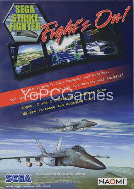 sega strike fighter game