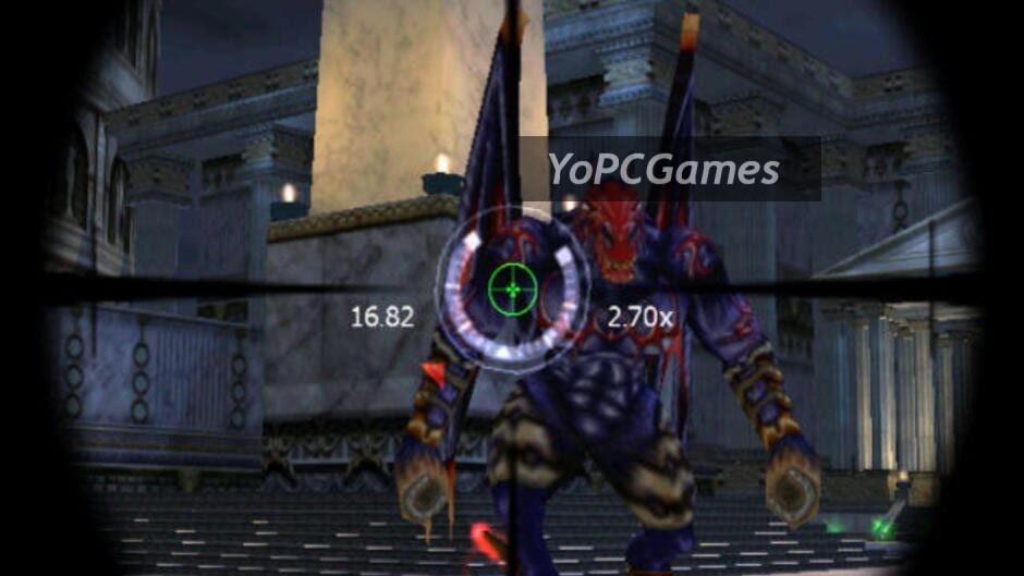 serious sam: next encounter screenshot 2