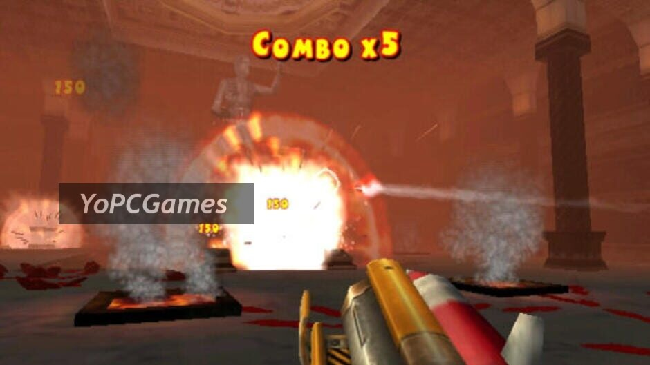 serious sam: next encounter screenshot 4