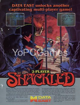shackled for pc