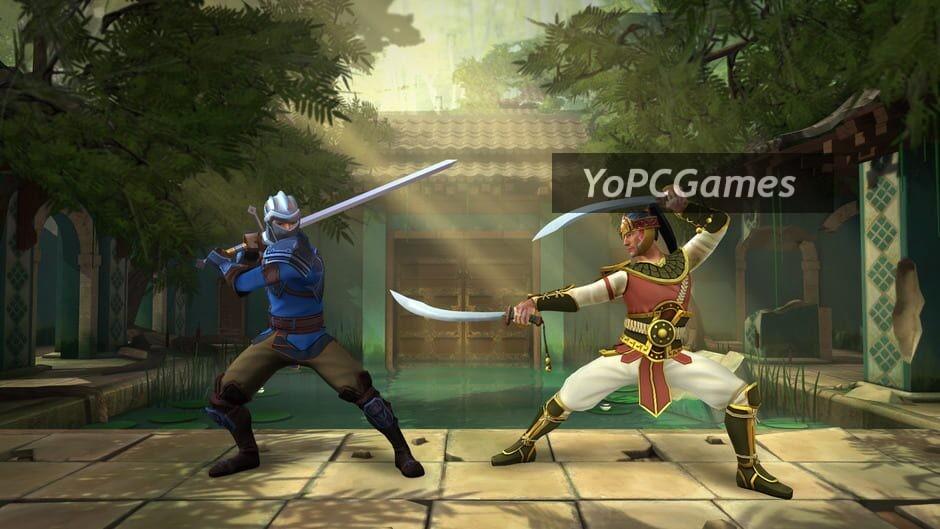 shadow fight 3 screenshot 2