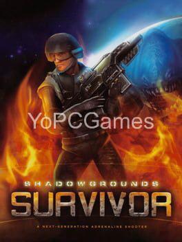 shadowgrounds survivor for pc