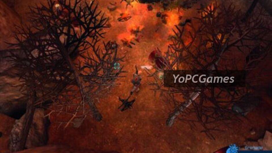 shadowgrounds survivor screenshot 1