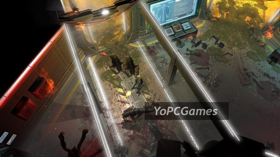 shadowgrounds survivor screenshot 3