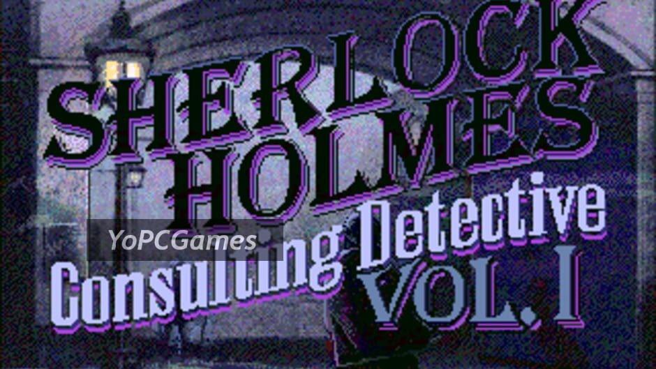 sherlock holmes: consulting detective screenshot 1