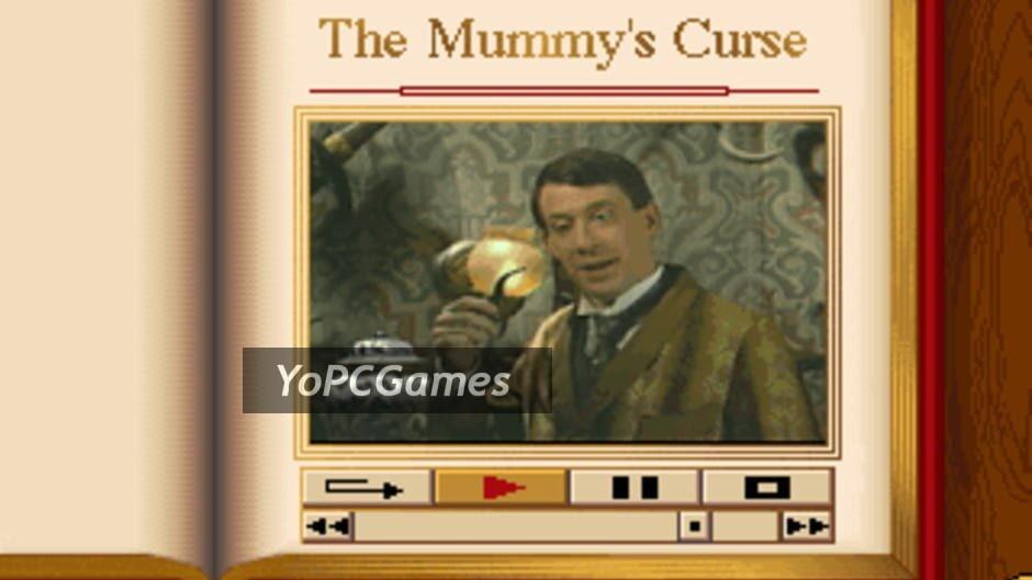 sherlock holmes: consulting detective screenshot 2