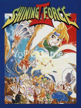 shining force ii cover