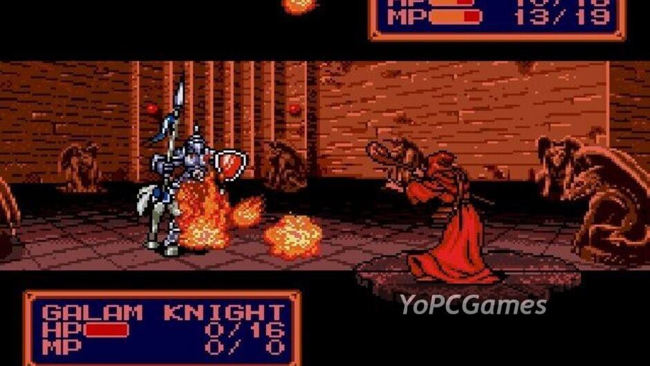shining force ii screenshot 1