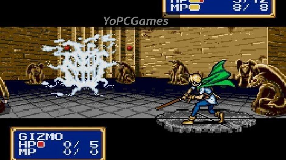 shining force ii screenshot 2